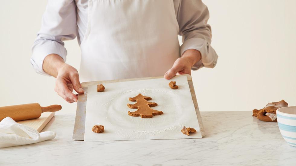 how to make homemade gingerbread