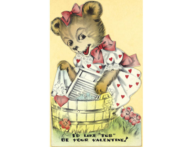 Hallmark Valentine's Day Cards Through the Years: 1930s #Hallmark #HallmarkIdeas