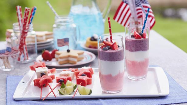 4th of July recipes #Hallmark #HallmarkIdeas