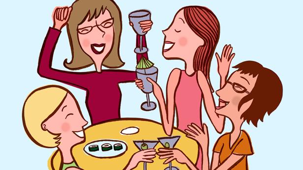 Birthday Toasts: 4 Tips to a Great Toast #Hallmark #HallmarkIdeas