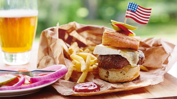 10 Burger Recipes