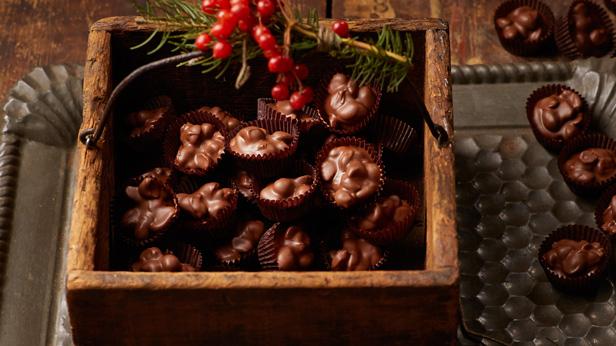 Chocolate recipes peanut butterscotch cups