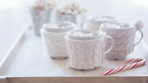 Christmas camp IN hot chocolate recipe