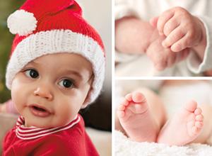 Christmas card photo ideas: kids photo tips