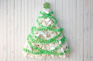 A season's greeting: DIY Christmas wreaths
