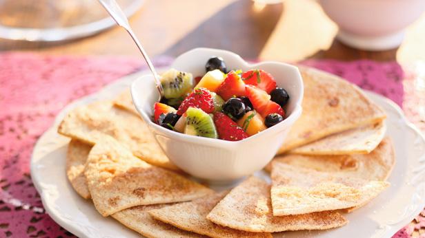 Fun & Easy Mother's Day Breakfast Ideas: Cinna-Mom Chips & Salsa ...