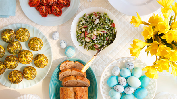 Easter brunch recipes #Hallmark #HallmarkIdeas
