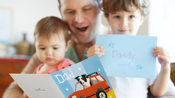 Father's Day Messages: What to Write in a Father's Day Card #Hallmark #HallmarkIdeas #WhatToWriteInACard
