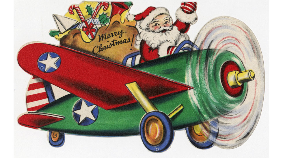 1940s Christmas Cards - Christmas Cards Ideas