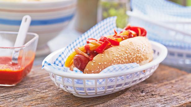 10 Hot Dog Recipes