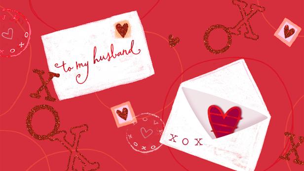 How to Write a Love Letter for Him #Hallmark #HallmarkIdeas