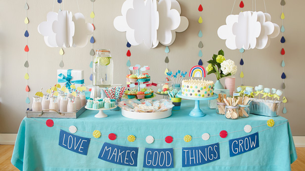 Love Makes Good Things Grow Baby Shower Theme | Hallmark