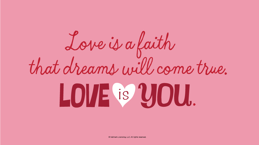 15 Short & Sweet Love Quotes | Hallmark Ideas & Inspiration