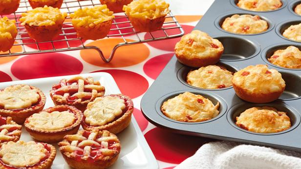 Muffin tin recipes #Hallmark #HallmarkIdeas