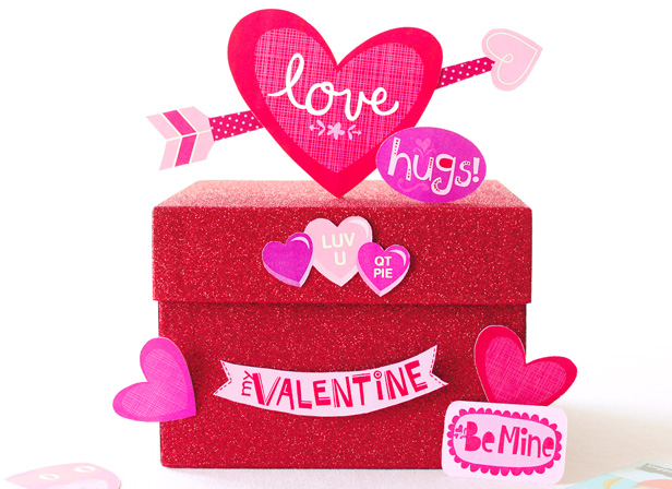 Ideas For Decorating Valentine Boxes Stunning Awesome Valentine Box Decorating Ideas Photos  Valentine Ideas Inspiration Design