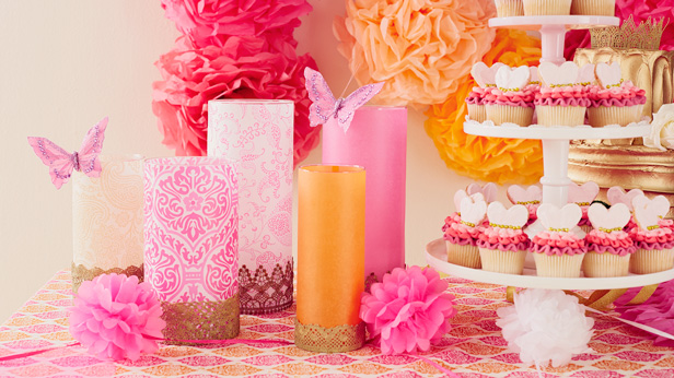Quinceanera decorations #Hallmark #HallmarkIdeas