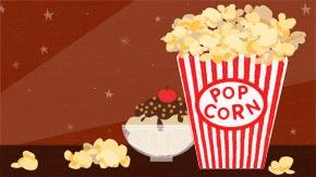 Rewards for kids: movie night