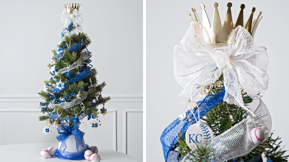 12 Creative Christmas Tree Decorating Ideas | Hallmark Ideas ...