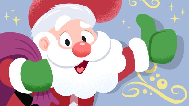 Free Printable Santa Letters #Hallmark #HallmarkIdeas