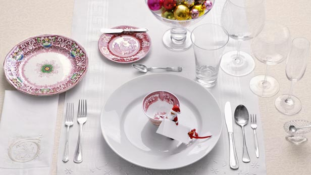 How to set a table with style