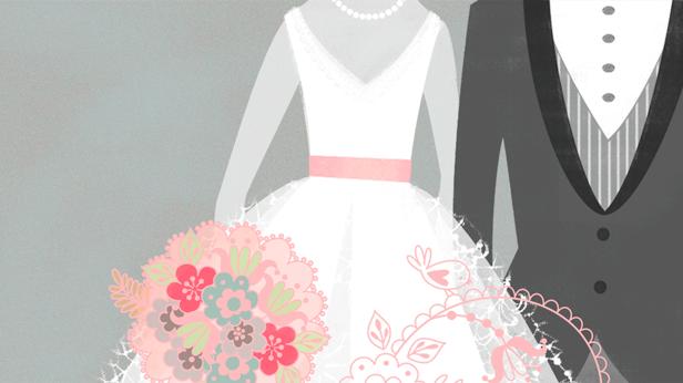Wedding Wishes: What to Write in a Wedding Card #Hallmark #HallmarkIdeas #WhatToWriteInACard