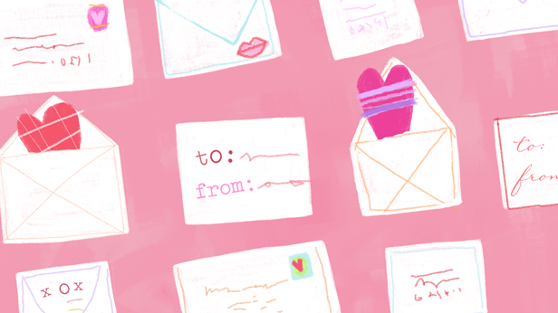 valentine card message ideas
