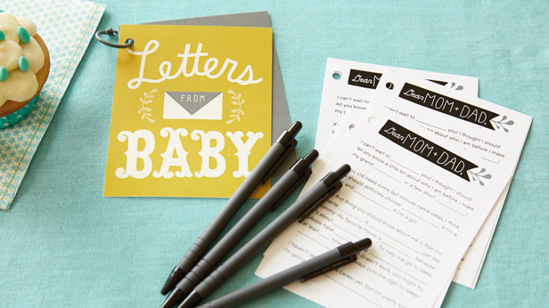 Free Printable Baby Shower Games | Hallmark Ideas ...