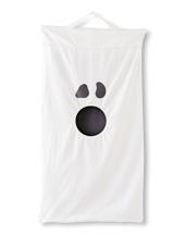 DIY Halloween Treat Bags: Ghost