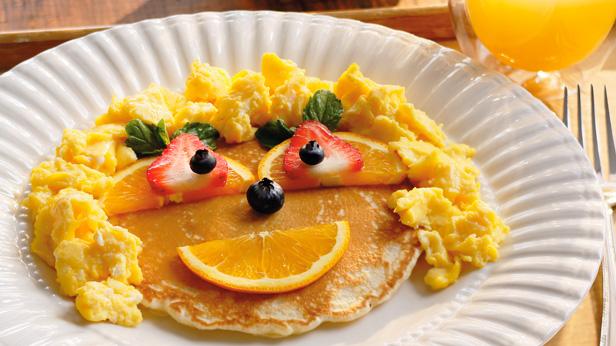 summertime meals kids will like