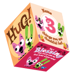hoops&yoyo free Thanksgiving games and activities: Cube of Thanks #Hallmark #HallmarkIdeas