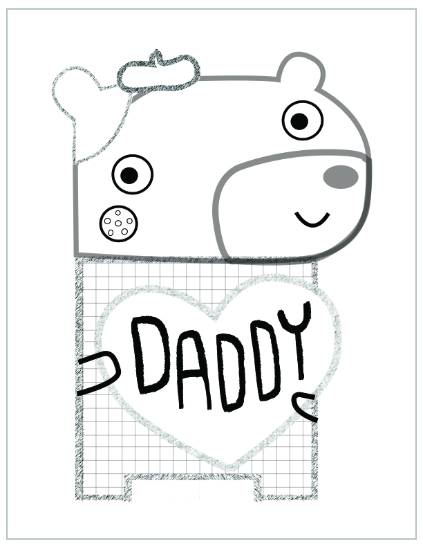 Printable Coloring Pages Fathers Day Get Home Inteiror House