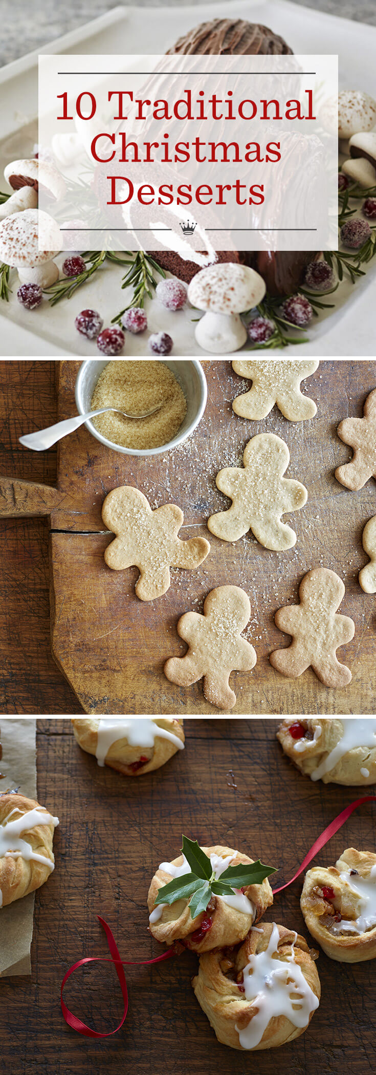 Traditional Christmas Desserts.10 Traditional Christmas Desserts Hallmark Ideas Inspiration
