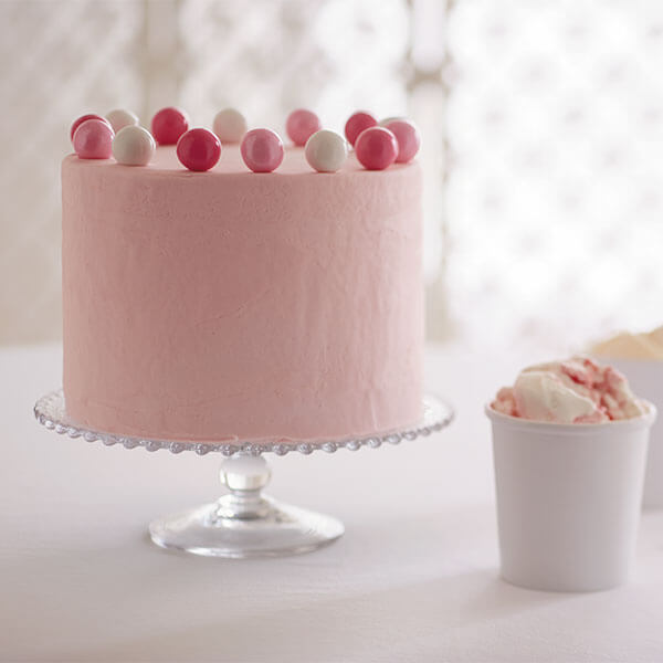 Easy birthday cake ideas: Gumball Glamour