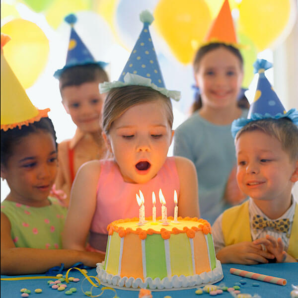 100 Kids Birthday Party Ideas A Treasure Trove Of Themes Games And Favors