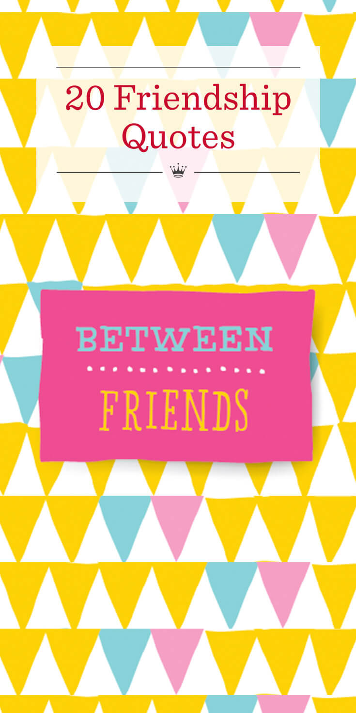 20 Friendship Quotes Hallmark Ideas Inspiration