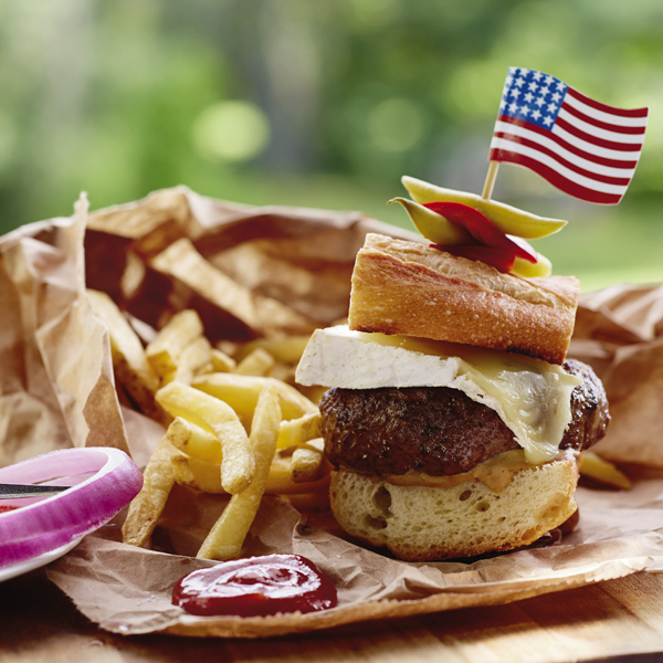 Fourth of July Recipes: 20 All-American Hot Dog & Burger Recipes
