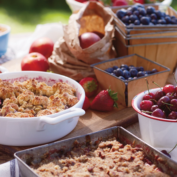 Summer Fruit Dessert Recipes