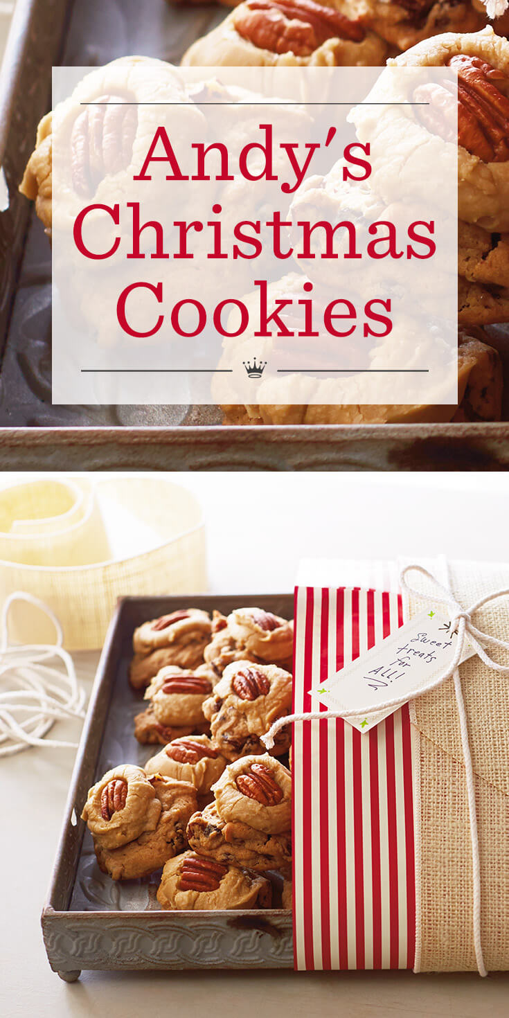 Andy\'s Christmas Cookie Recipe | Hallmark Ideas & Inspiration