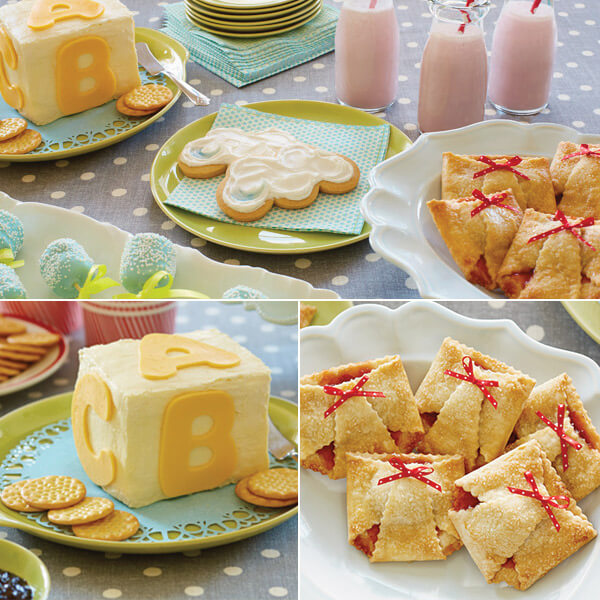 Baby Shower Food Ideas Hallmark Ideas Inspiration
