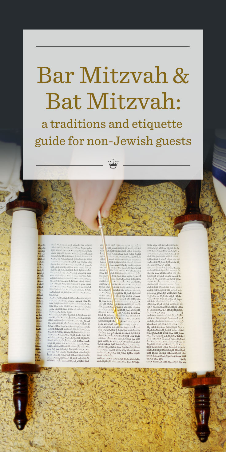 bar mitzvah and bat mitzvah: jewish traditions & etiquette