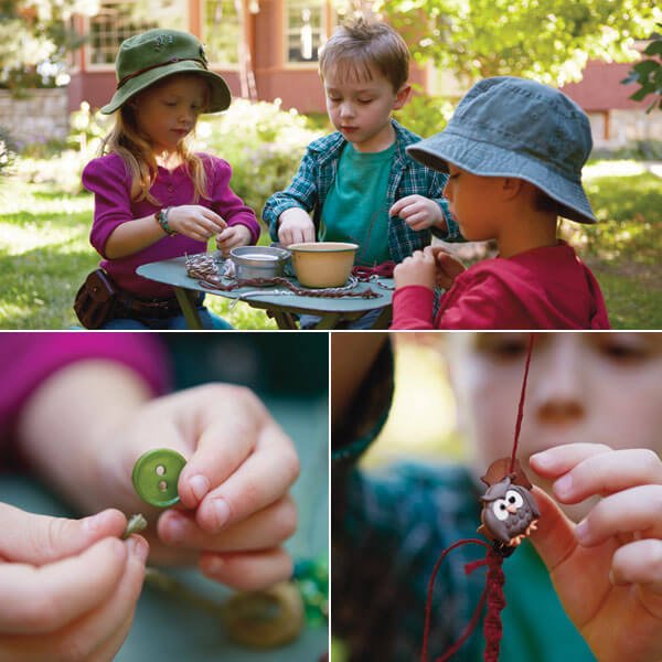 Camping Birthday Party Ideas: Party Activities and Favor Ideas