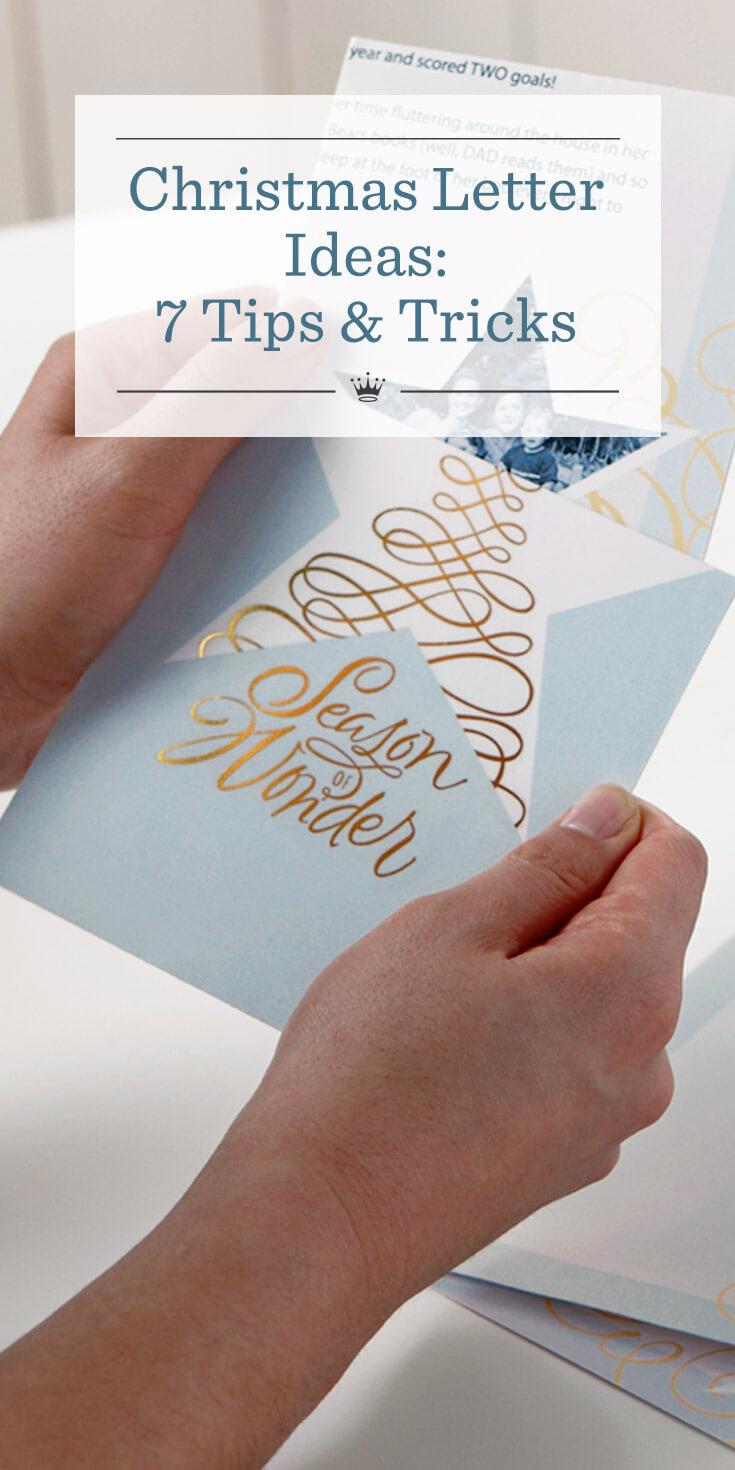 Christmas Letter Ideas  Hallmark Ideas  Inspiration