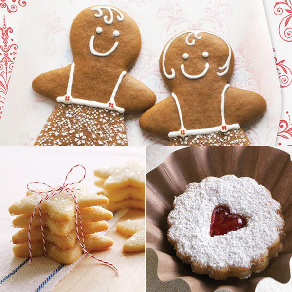 Christmas Cookie Recipes Hallmark Ideas Inspiration