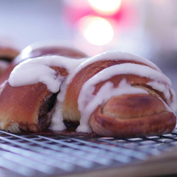 Christmas Morning Cinnamon Bread Recipe