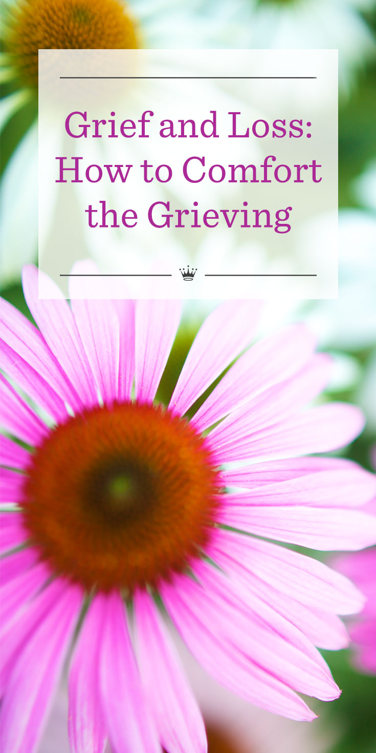 Grief And Loss How To Comfort The Grieving Hallmark Ideas