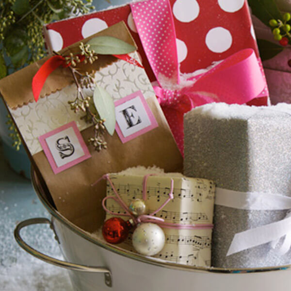 Creative gifts ideas