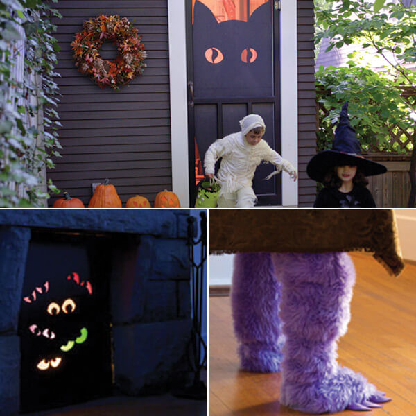 Diy Halloween Decorations Hallmark Ideas Inspiration