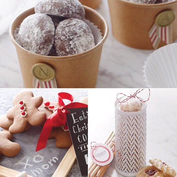 Easy Homemade Holiday Food Gifts