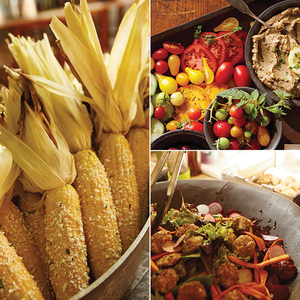 Fresh-from-the-garden fall harvest recipes