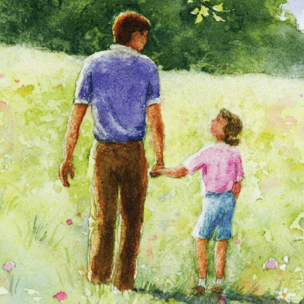 Father's Day without Dad